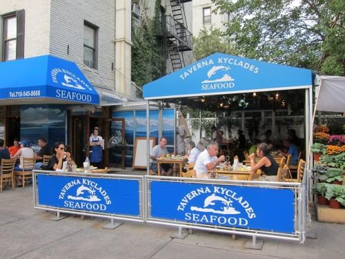 Feel Like Greece in Kyclades, a Greek restaurant in New York!
