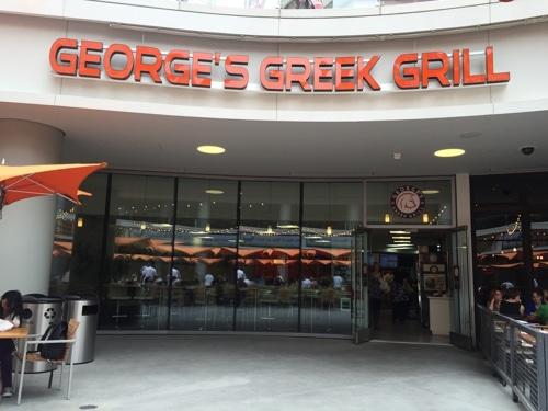 George S Greek Restaurant Los Angeles