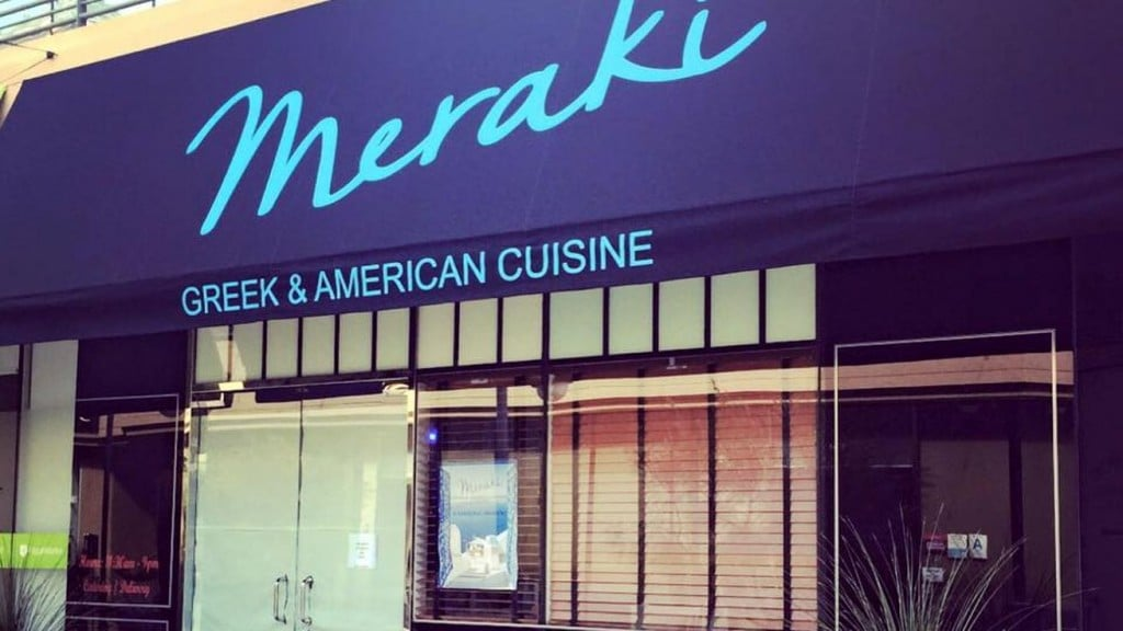 The Greek Restaurant Ventura Ca