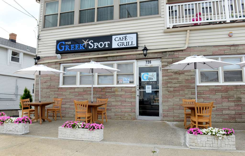 The Greek Spot Restaurant Ord Ct Usa Feels Like Greece